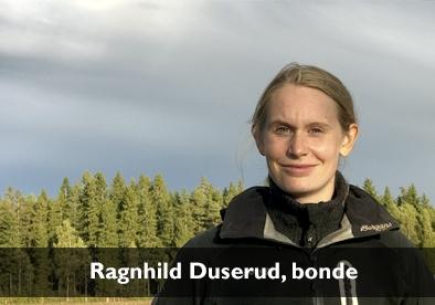 Da tragedien rammet familien tok Ragnhild over begge gårdene